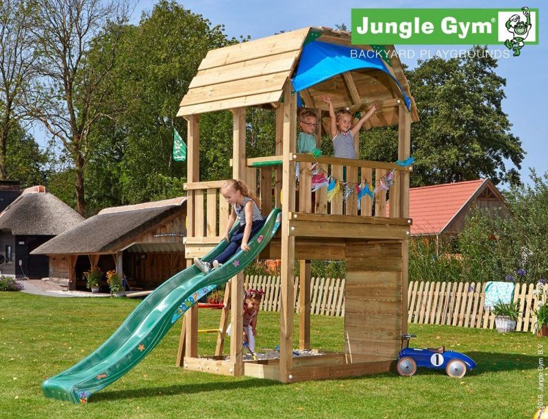 Jungle Gym - Barn