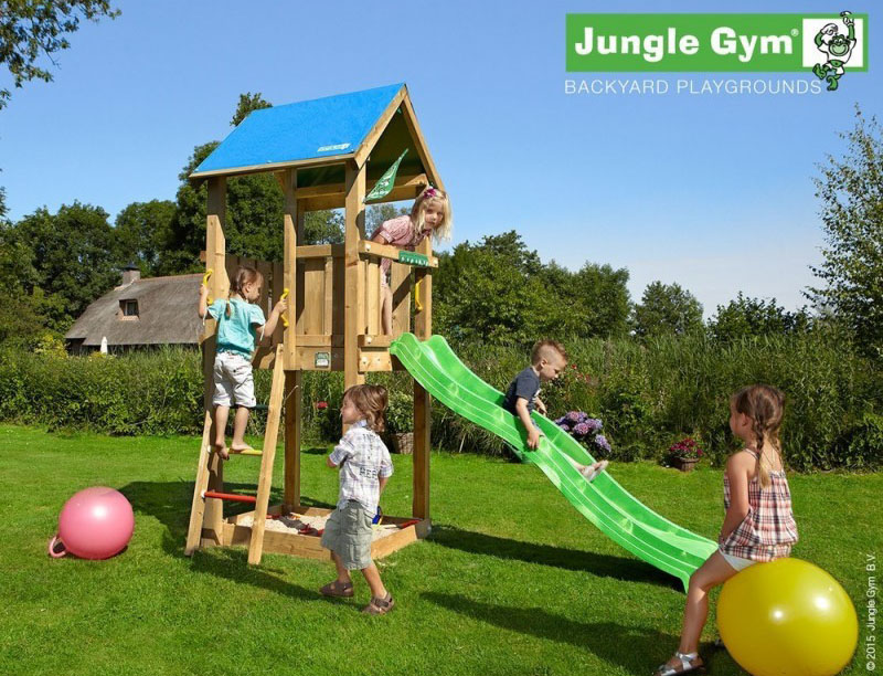 Jungle Gym - Castle