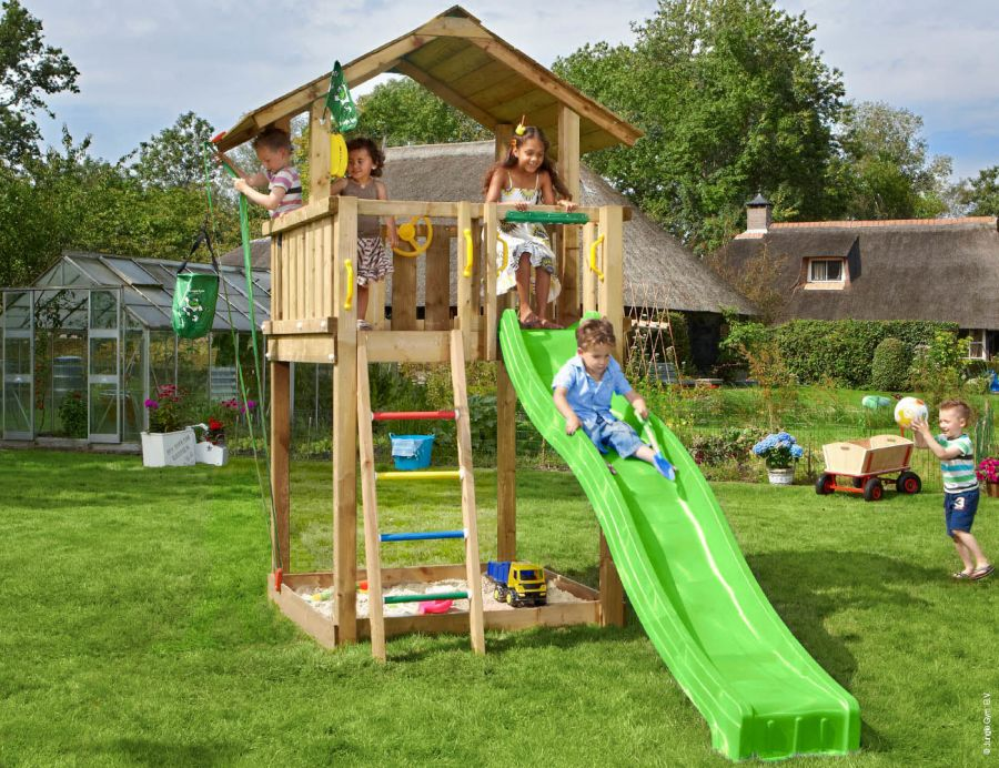 Jungle Gym - Chalet
