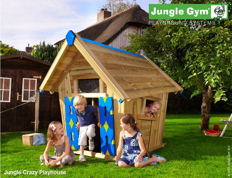 Jungle Gym - Crazy Playhouse