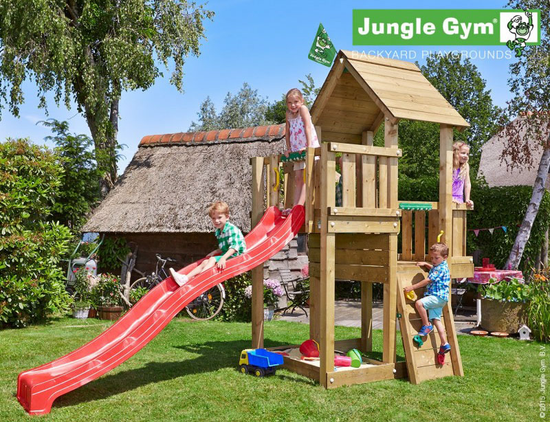 Jungle Gym - Cubby