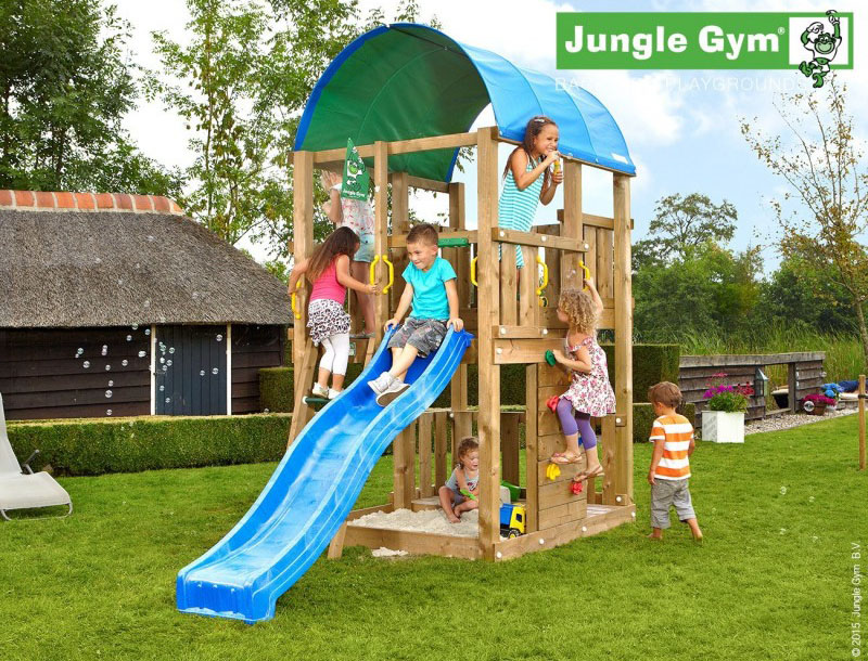 Jungle Gym - Farm