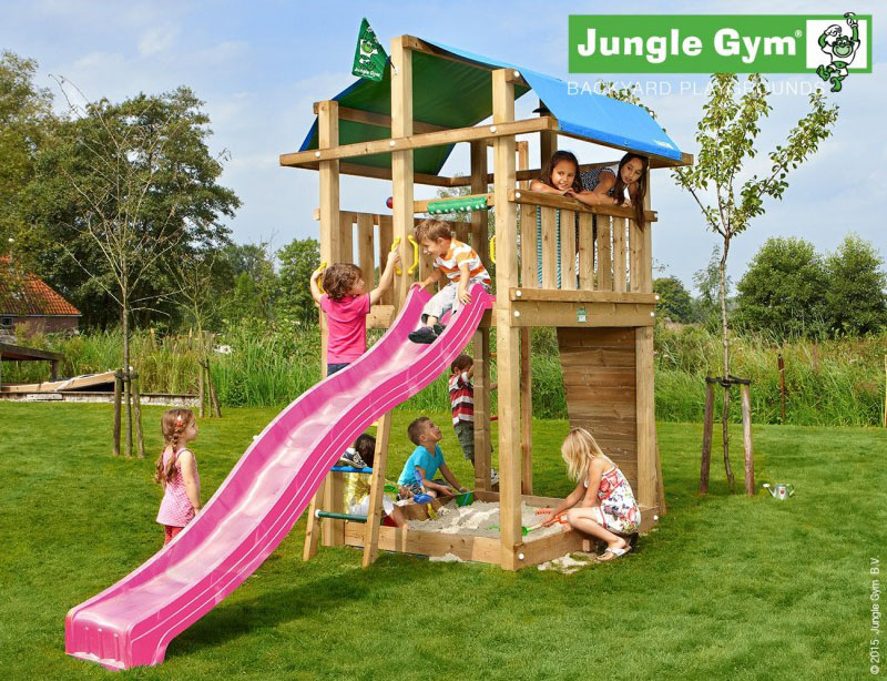 Jungle Gym - Fort