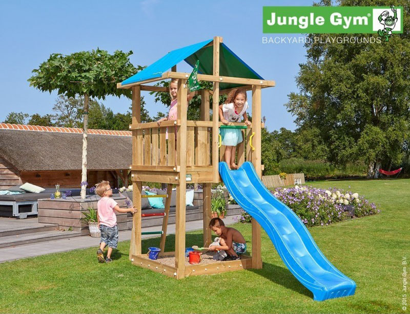 Jungle Gym - Hut