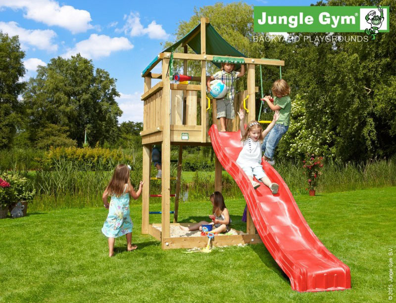 Jungle Gym - Lodge