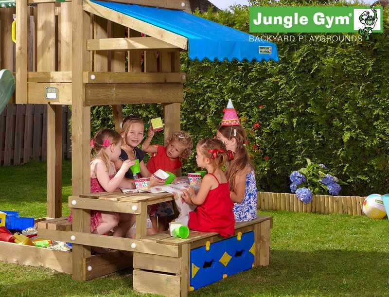 Jungle Gym - Mini Picnic 120