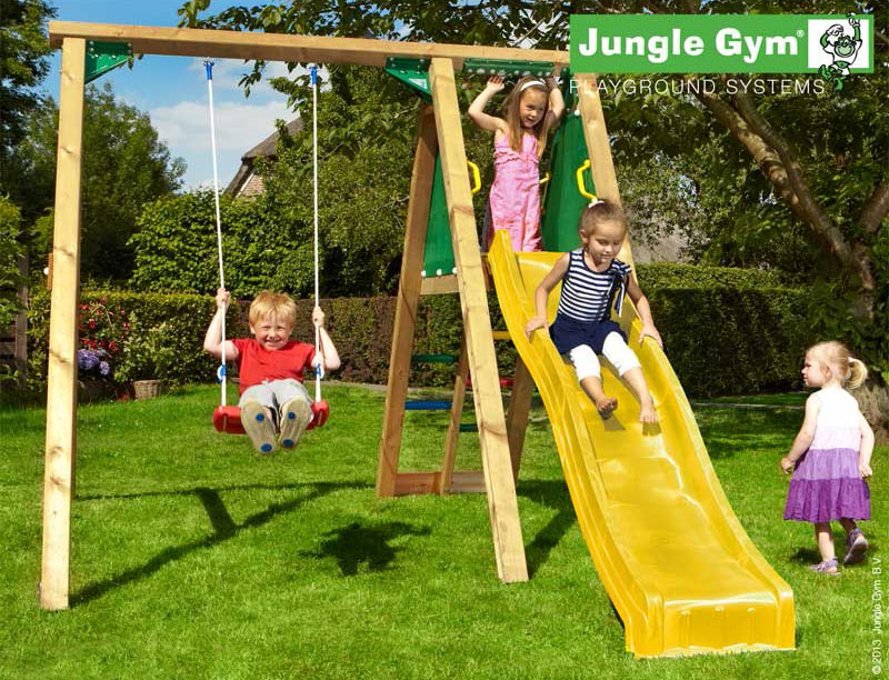 Jungle Gym - Peak