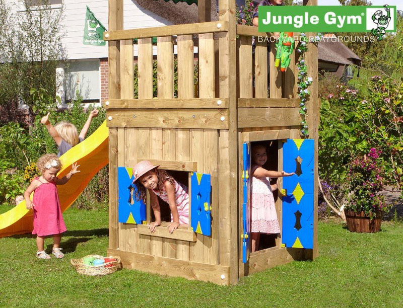 Jungle Gym - Playhouse 125