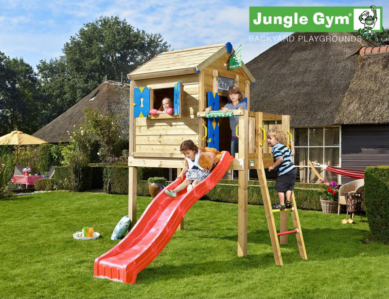 Jungle Gym - Playhouse terasz L