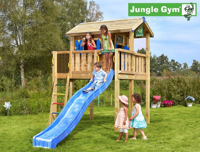 Jungle Gym - Playhouse terasz XL