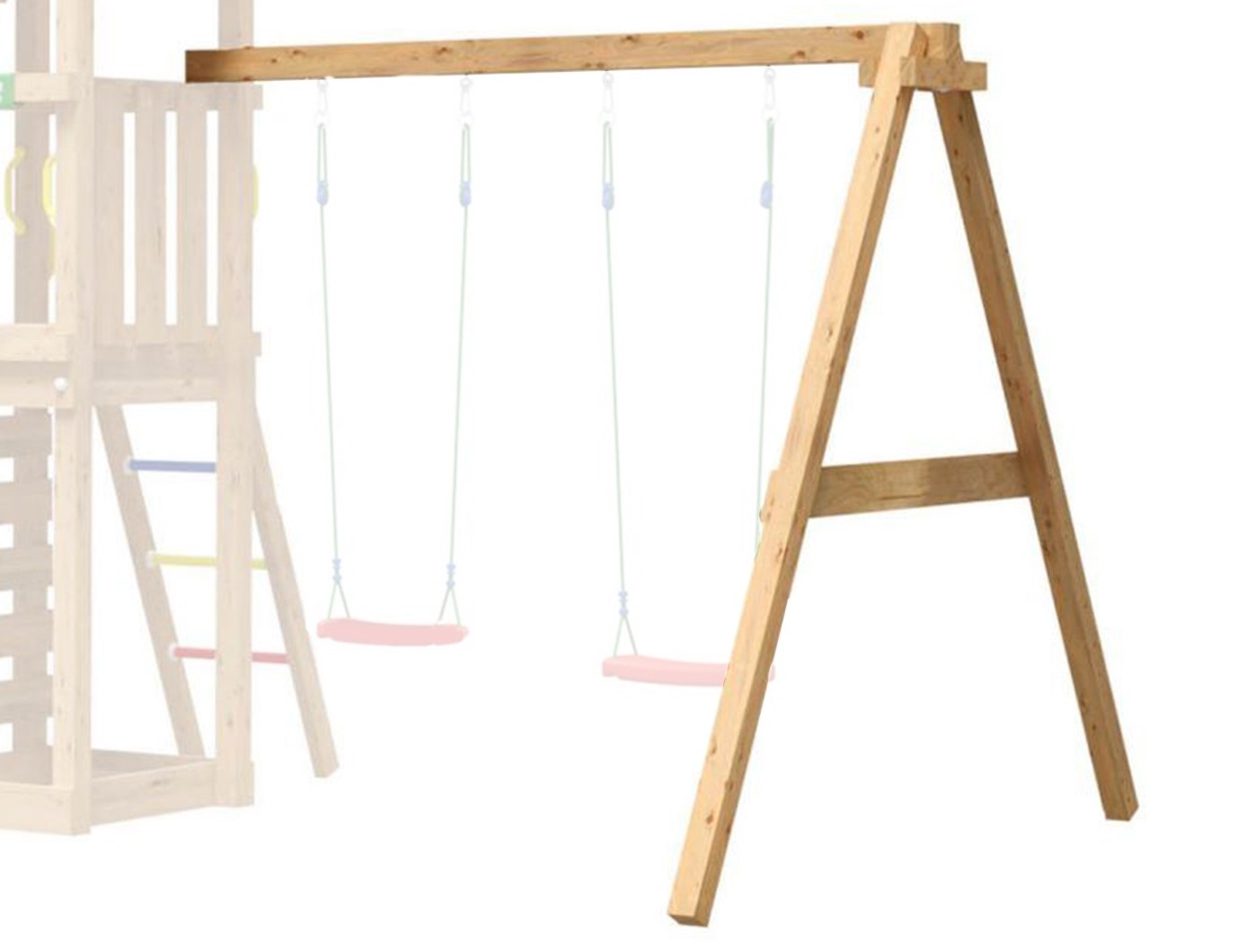 Jungle Gym - 2-Swing