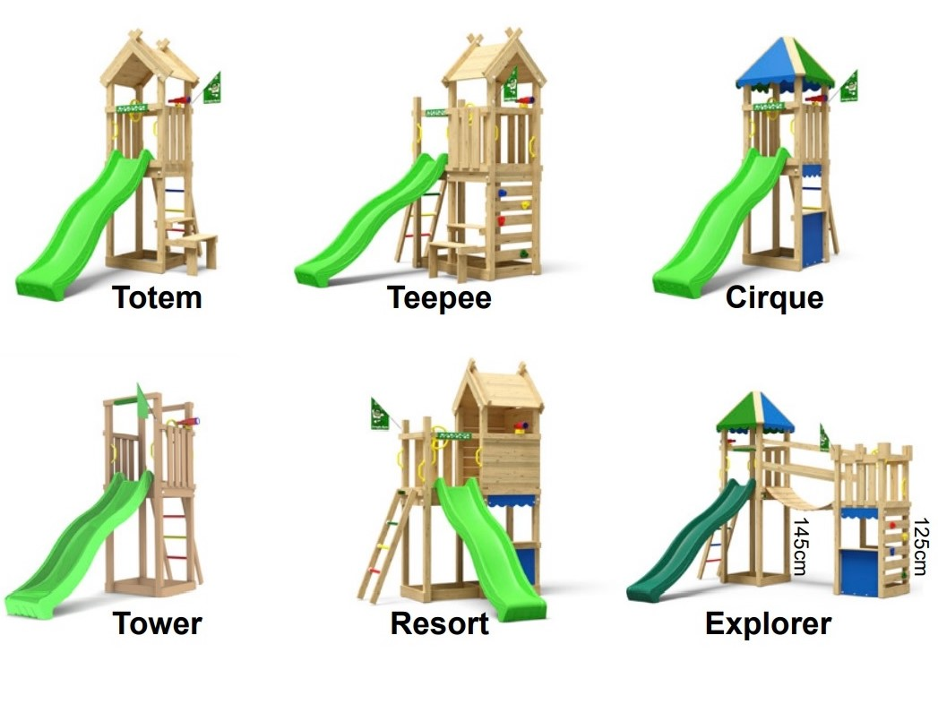 Jungle Gym - Tower
