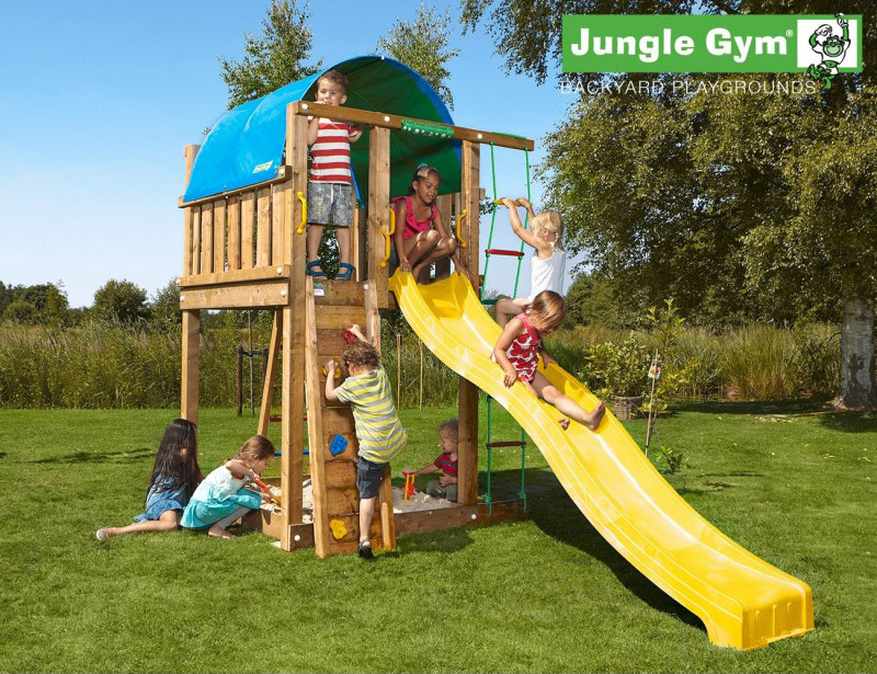 Jungle Gym - Villa